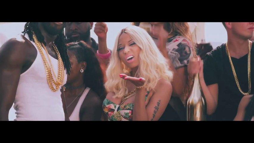 Mavado-Feat.-Nicki-Minaj-Give-It-All-To-Me-Video